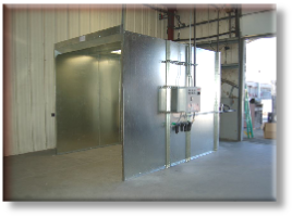 Spray Booths Oemoven